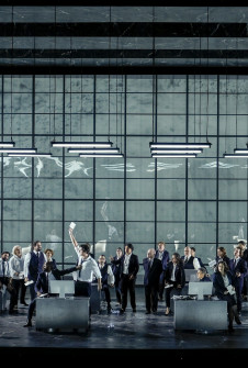 The Rake's Progress de Igor Stravinsky, du 20 Janvier 2017 au 22 Janvier 2017, Opéra de Limoges