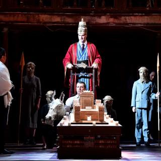 Nabucco de John Fulljames
