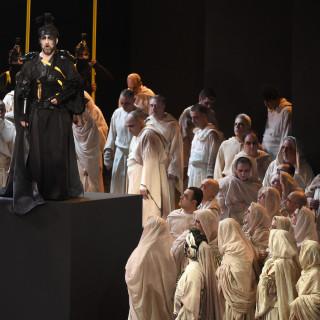 Nabucco de Jean-Christophe Mast