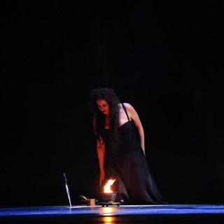 Médée de Jean-Yves Ruf