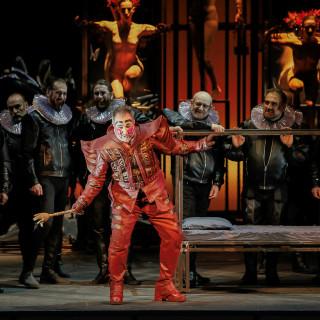Rigoletto de Elena Barbalich