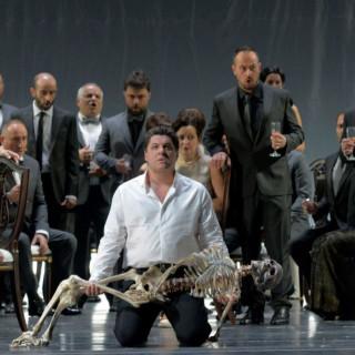 Macbeth de Damiano Michieletto