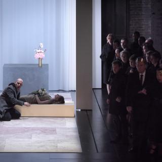 Hamlet de  Cyril Teste