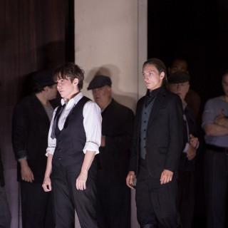Les Capulet et les Montaigu de Christof Loy