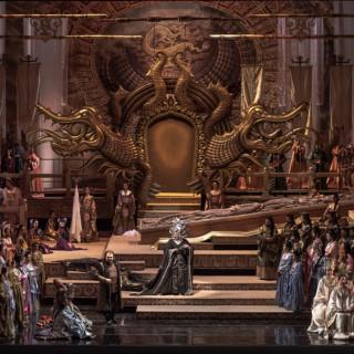 Turandot de Roberto Oswald