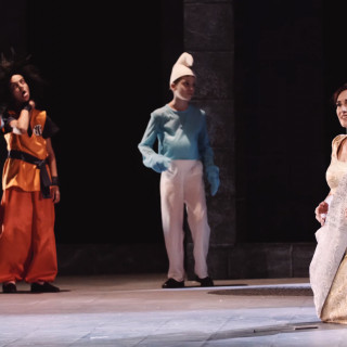 La Flûte enchantée de Numa Sadoul