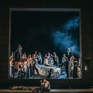 Hamlet de Frank Van Laecke