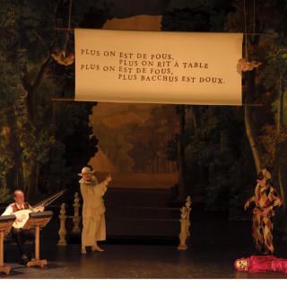 La guerre des théâtres de Jean-Philippe Desrousseaux
