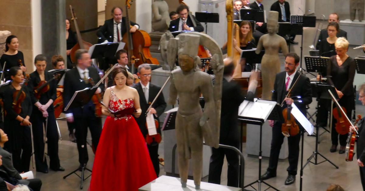 Le Festival Berlioz Traverse Lasie Depuis Le Musée Guimet