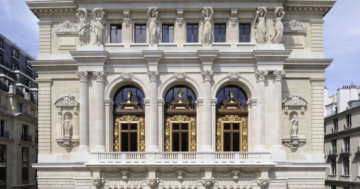 L'Opéra Comique saison 2021 célèbre retour et résurrection ...