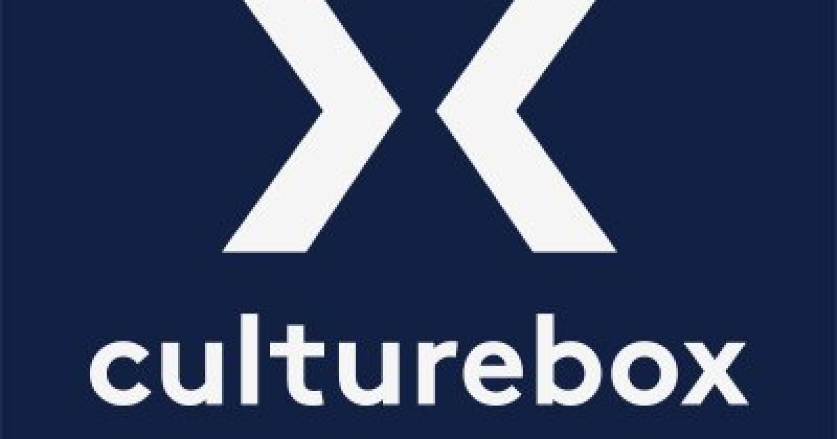"""logo de la chaine culturebox"""" représentée par un X"""