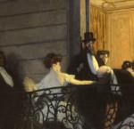 Cinq poèmes de Charles Baudelaire : Le Balcon