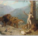 Les animaux à l'opéra : Orfeo, le serpent, la mort d'Eurydice