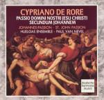 Passion I - Cyprien de Rore