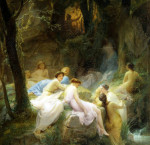 XII - Orphée à l'opéra : Casella