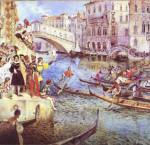Belle nuit, ô nuit d'amour à Venise