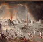 Les Troyens, Acte II : Déesse immortelle