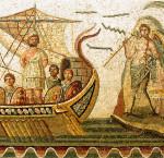 Sept Péchés Capitaux : a) Gourmandise (Le Retour d'Ulysse)