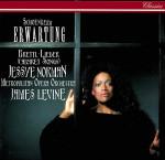 Jessye Norman (1945-2019) Wagner, Strauss, Bartok, Schoenberg