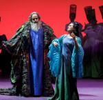 Les animaux à l'opéra : La Femme serpent