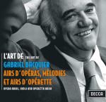 Série Hommage à Gabriel Bacquier (1924-2020)