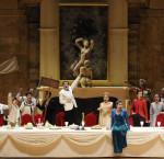 Eurydice piégée par Orphée