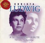 5 grands rôles de Christa Ludwig : La Teinturière