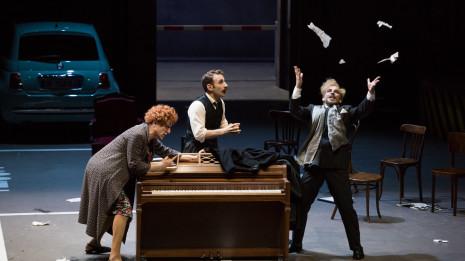 Viva la Mamma de Donizetti à Lyon (intégrale)
