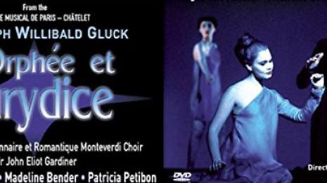 Gluck - Orphée et Eurydice : Kozená, Bender, Petibon, Robert Wilson et John Eliot Gardiner (intégrale)
