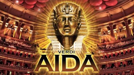 Aïda au Royal Albert Hall de Londres (2012, intégrale)