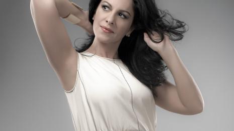 Angela Gheorghiu chante un extrait de La Rondine de Puccini