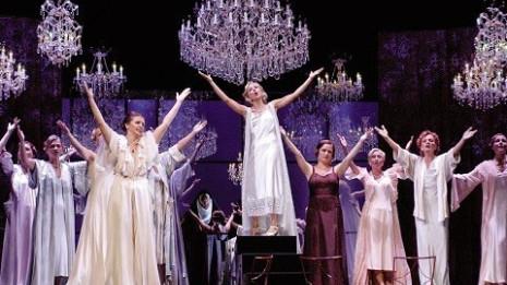 Le Comte Ory de Rossini à Pesaro, 2009 (intégrale)