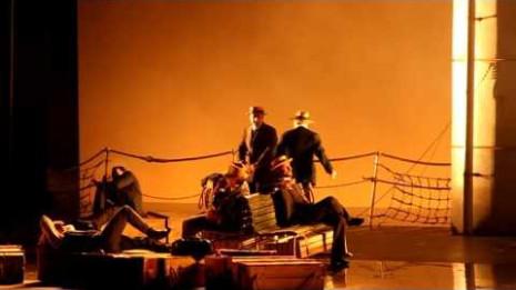 John Graham-hall dans Mort à Venise à La Scala