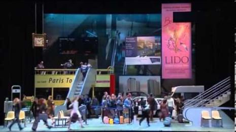 La vie parisienne à l'Opéra national de Lyon