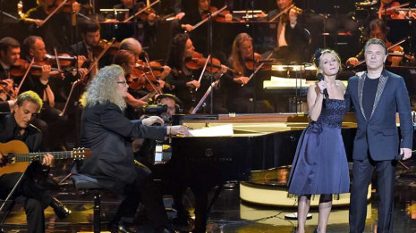 Roberto Alagna chante à Versailles
