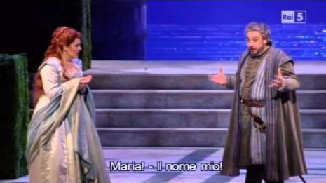 Simon Boccanegra au Théâtre de l'Opéra de Rome
