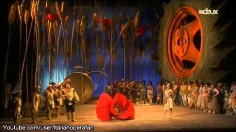 L'Elixir d'amour à l'Opéra de Lausanne