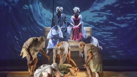 Orphée de Monteverdi : Création en Serbie (intégrale)