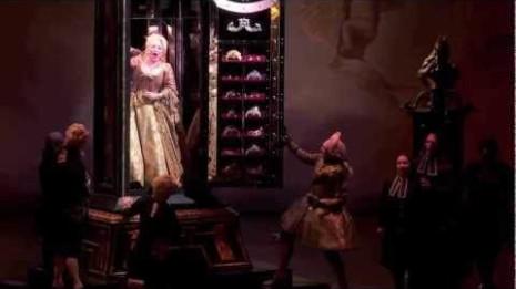 Patricia Racette dans Manon Lescaut à l'Opéra National de Washington