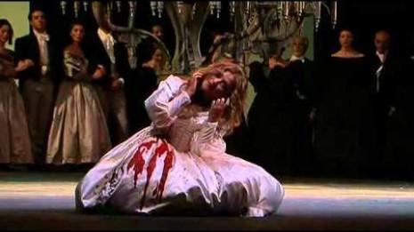 Lucia di Lammermoor au Grand Théâtre Victor-Emmanuel