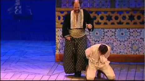 Kurt Rydl dans L'Enlèvement au Sérail à Opéra de Florence