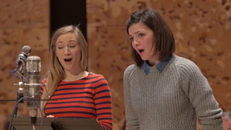 Sabine Devieilhe et Marianne Crebassa - Duo des fleurs (Lakmé par Delibes)