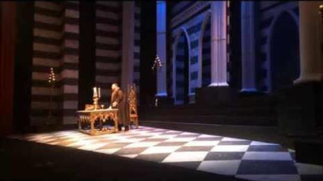 Fabio Sartori dans Simon Boccanegra au Théâtre de Plaisance