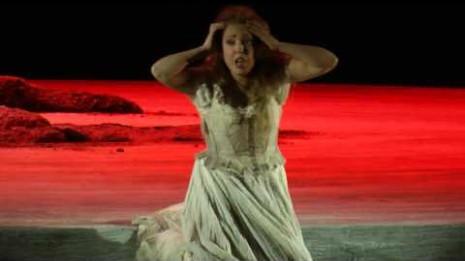 María José Siri dans Manon Lescaut à l'Opéra de Valence