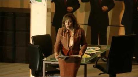 María José Siri dans Un Bal masqué au Théâtre Communal de Bologne