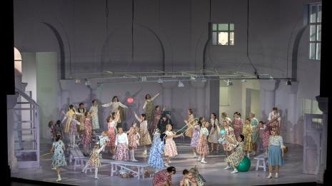 Tranchant, osé, puissant : Parsifal par Tcherniakov au Théâtre Schiller de Berlin