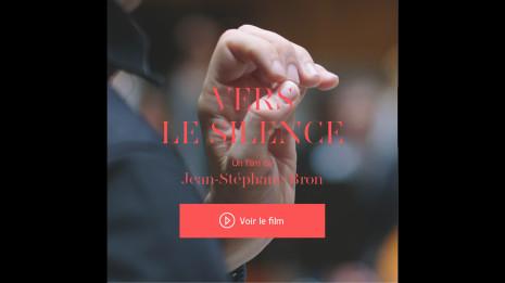 Vers le silence (Philippe Jordan dirige)