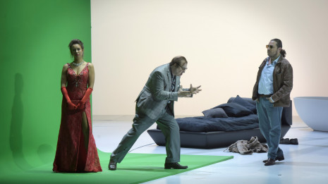 Don Pasquale de Donizetti à l'Opéra de Paris (direct, intégral)