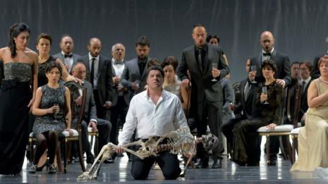 La Fenice 2018 - Ouverture de Saison avec Macbeth de Verdi (vidéo intégrale)