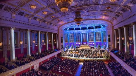 Concert de Noël à Vienne 2018
